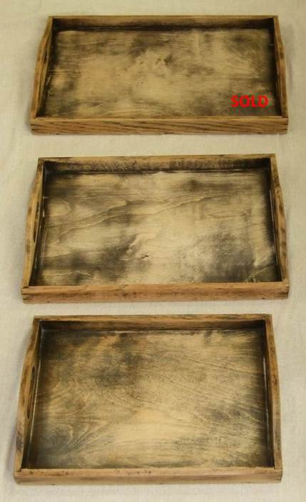 Trays - Sold